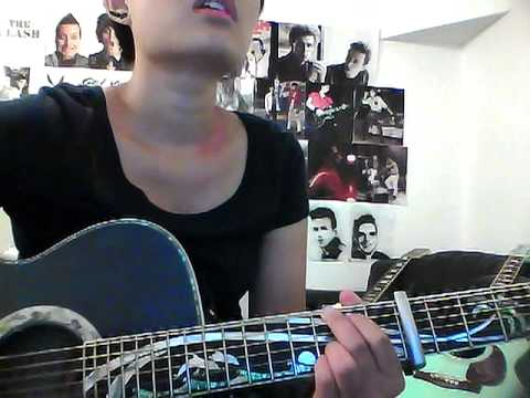 Alex Turner Glass In The Park Acoustic Cover W Chords Youtube