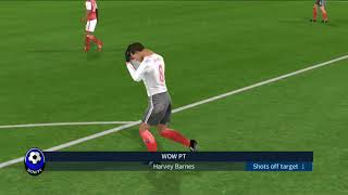 Arsenal vs wow pt Dream League Soccer 2018 Android Game Play #46