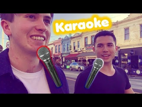 KARAOKE IN MELBOURNE - WEEKLY VLOG #4