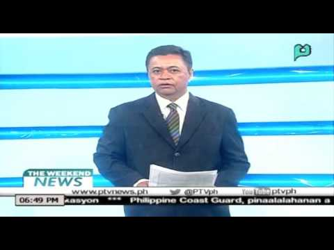 [The Weekend News] Palasyo pabor sa pagpapaluwag sa Bank Secrecy Law [03|20|16]