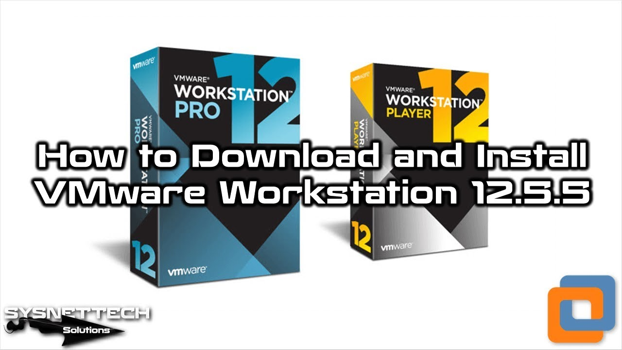 download vmware workstation 12.5 linux