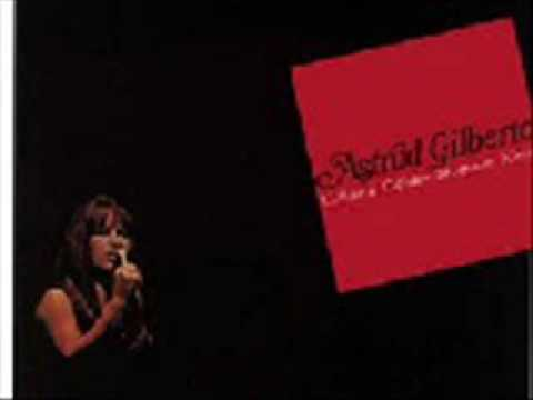 Astrud Gilberto sings GIRL FROM IPANEMA in Japanese