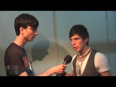NilsTVBerlin: Jugendmesse YOU 2012 - Interview mit Joey Heindle Teil 2 (09.06.2012)