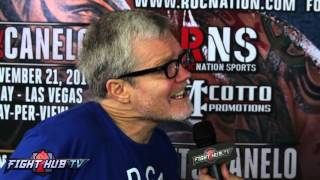 "Freddie Roach "" St-Pierre is gonna have a 6 week camp. If he feels he can fight..he will fight"""