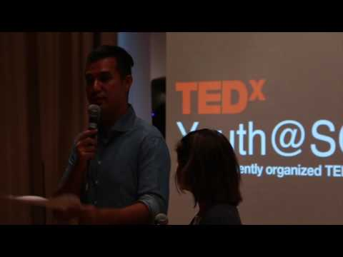 Navigating Music | Inch Chua | TEDxYouth@SOTA