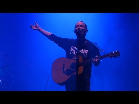 Radiohead - No Surprises – Live in Berkeley