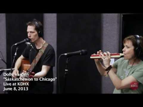 """Dolly Varden """"Saskatchewan to Chicago"""" Live at KDHX 6/8/13"""