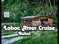 Bohol Philippines Tourist Spots - Loboc River Cruise