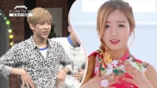 GOT7 Bambam Girl Group Dance Compilation - วิวัฒนาการแห่งความพริ้ววววว