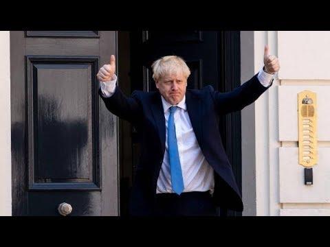 Boris Has Arrived