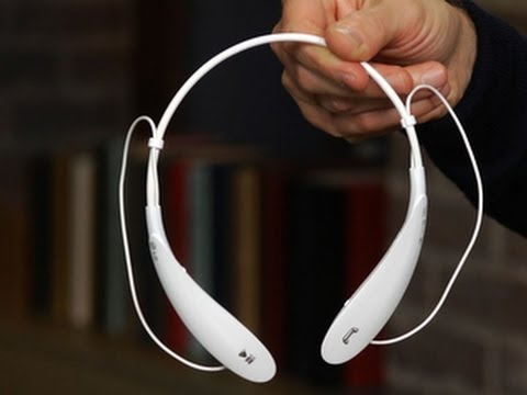 Lg S Tone Ultra Bluetooth Stereo Headset Rocks But Price Disappoints Youtube