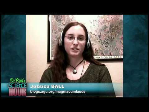 Dr. Kiki's Science Hour 128: The Geology Ball