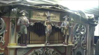 "Draaiorgel de ""Hooiwagen""  -- Deel 2 -  Pakhuis Arnhem 03-11-12"