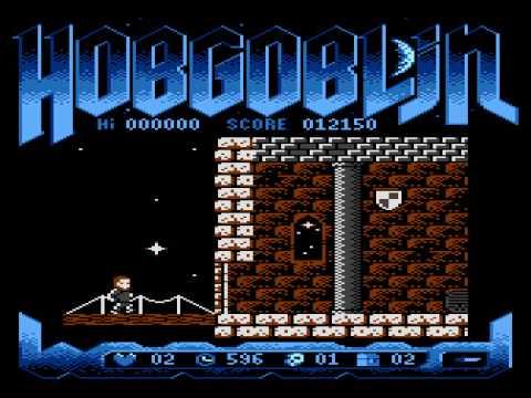 Atari XL/XE - Hobgoblin (game longplay)