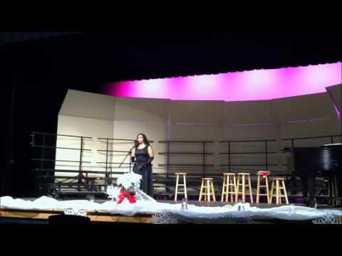 Taylor the Latte Boy - Stone Bridge High School Winter Concert 2012