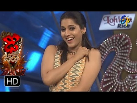 Reshmi and Sudheer Performance | Dhee Jodi | 3rd May 2017 | ETV Telugu