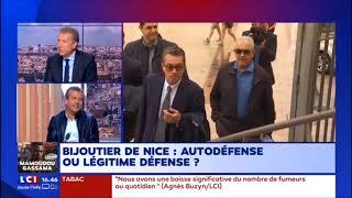 Bijoutier de Nice : auto-défense ou légitime défense ?
