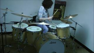 Highway Star (Deep Purple) - Drum Cover - Ludwig Classic Maple Kit