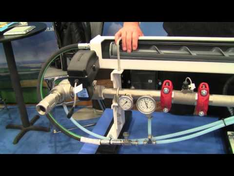 Raven Introduces Accuflow Vortex NH3 Delivery System - YouTube on