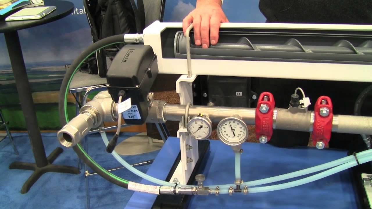 Raven Introduces Accuflow Vortex NH3 Delivery System  YouTube