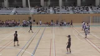 2016/8/5 東医体 ハンドボール 決勝 順天堂医 vs 旭川医科 1-2