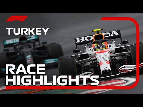Race Highlights | 2021 Turkish Grand Prix