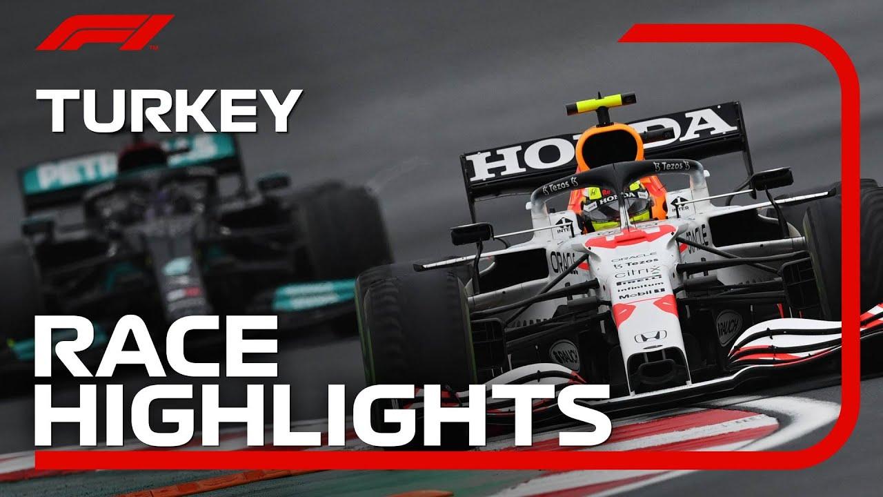 Download Race Highlights | 2021 Turkish Grand Prix