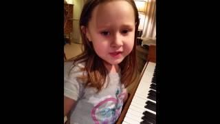 Marya singing Zippy song