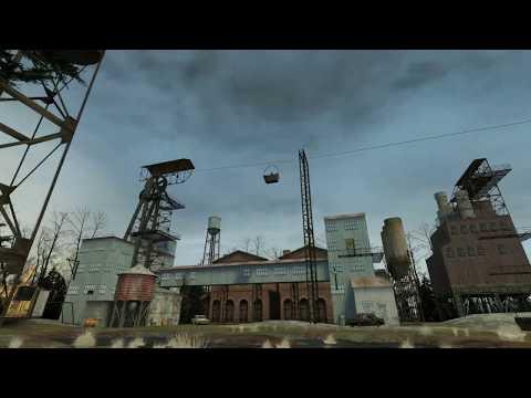 Half-life 2 Beta: 2002 Ravenholm Part 1