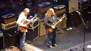 Allman Brothers Band- Hot