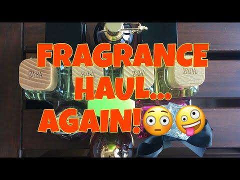 PERFUME HAUL 🤪🍷 #fragrancefriday #perfumehaul #perfume