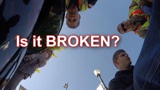 Bad R1 Crash | Goodbye Holly | Motorcycle Crash | ThatBikerDude