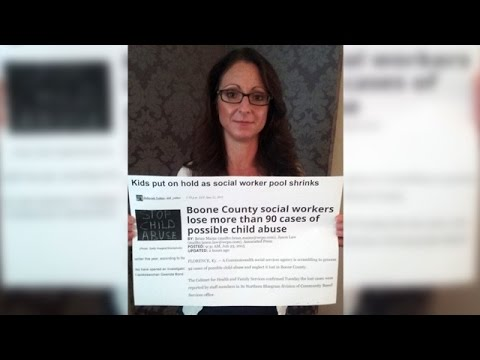 Kentucky Social Worker Faces Firing After Helping Hungry Kid - YT