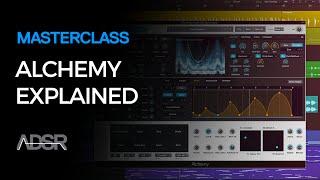 Alchemy  - Complete 5 Hour Video Course - Logic Pro X 10.2