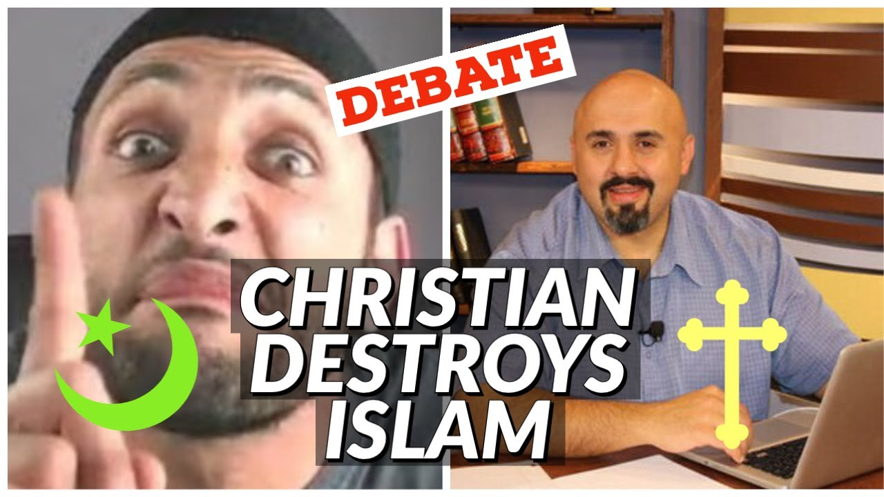 Sam Shamoun DESTROYS ISLAM Using the Quran   AMAZING DEBATE!