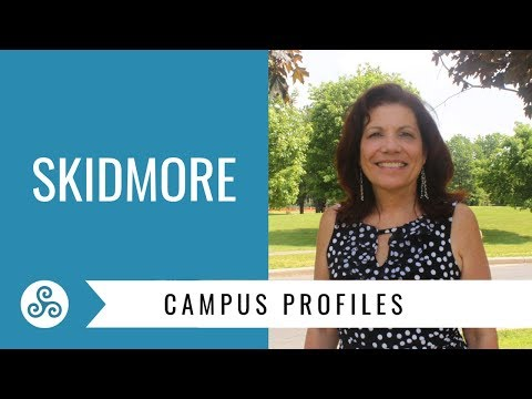 Campus Profile - Skidmore College, Saratoga Springs NY