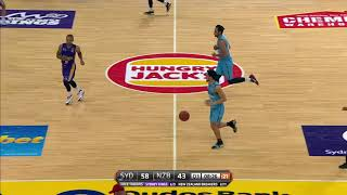 Sydney Kings vs. New Zealand Breakers - Game Highlights