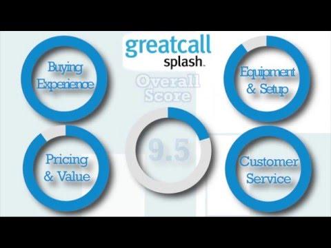 Medical Alert Reviews: GreatCall Splash GPS Medical Alert System