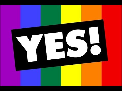I React to Australian Marriage Equality Vote Result