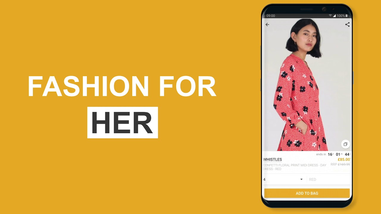outlet store 283a6 a5c60 The Zalando Lounge Shopping App - Android UK