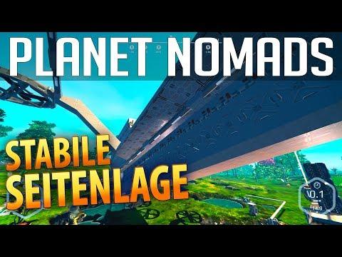 PLANET NOMADS #032 | Stabile Seitenlage | Gameplay German Deutsch