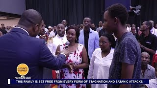 Astonishing Prophecy by Pastor Alph LUKAU - Deliverance from satanic attacks and stagnation