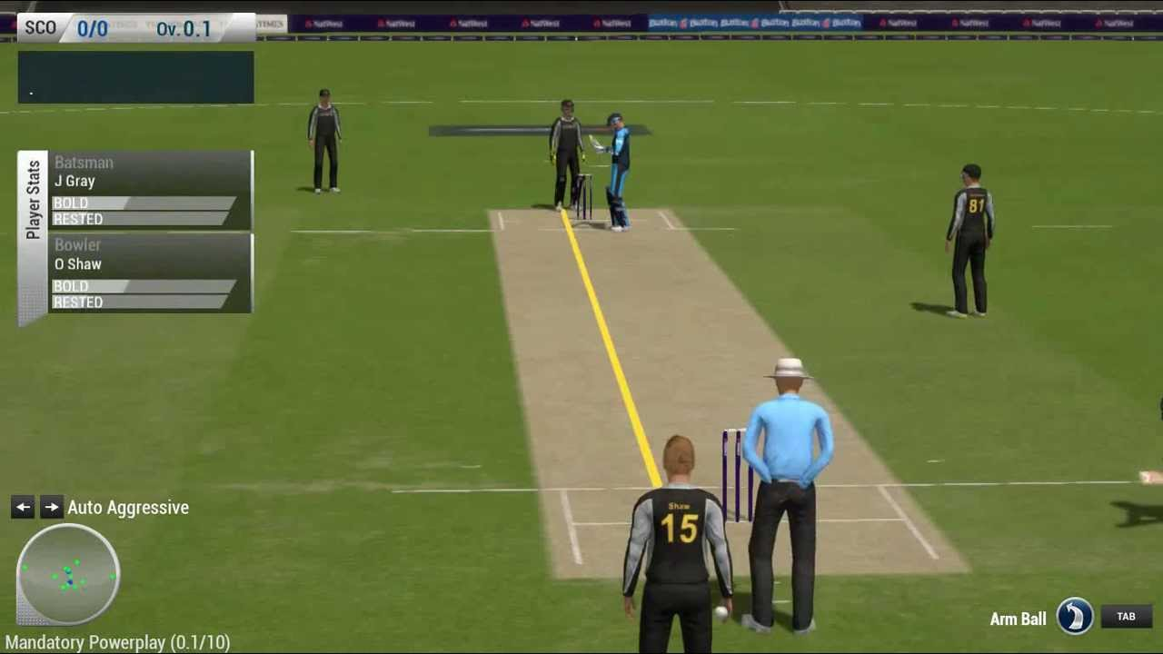 cricket games download 2009 free pc