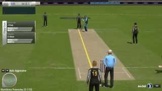 Ashes Cricket 2013 Pc Gameplay #Worst Game Ever