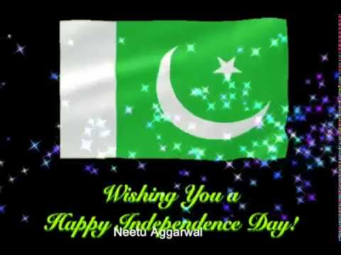 Happy Independence Day Pakistan Wishes Greetings 14 August Quotes Sms Sayings Whatsapp Video