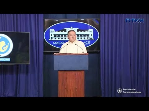 Roque on appointment of INC Exec. Minister as special envoy for overseas Filipinos' concerns