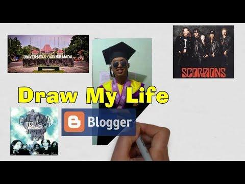 DRAW my Life Wisnu Pratama