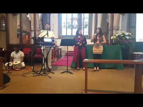 Choo mujhe Choo khuda Rooh by Pastor Subhash Gill, Araib Gill & Maya Gill