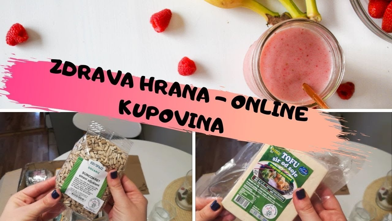 zdrava hrana online kupovina
