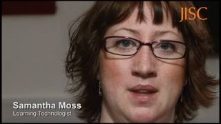 JISC - Stories of e-Portfolio Implementation - Southampton Solent University